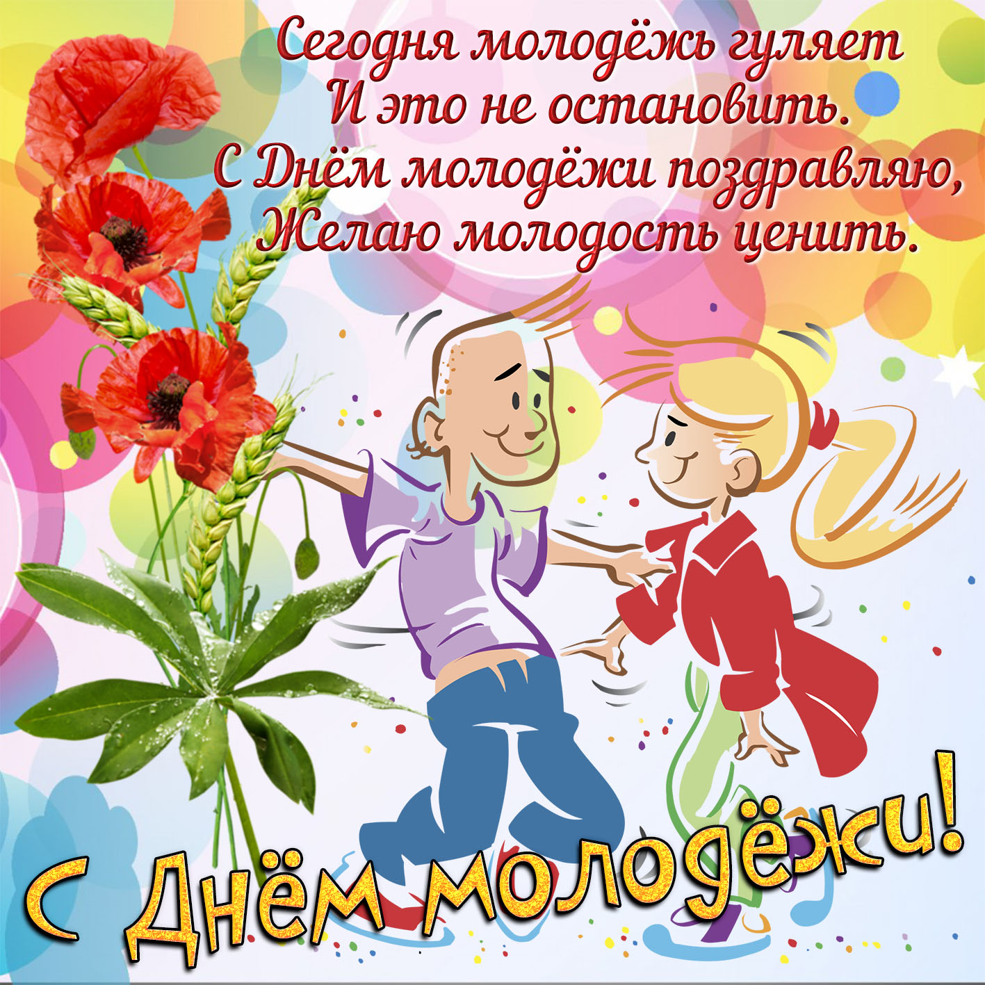Картинки с днем молодежи россии прикольные, своими руками курсы