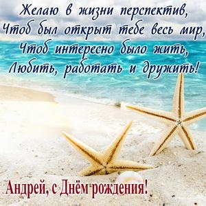 Картинка с морскими звездами на песке