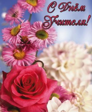 Красивые цветы к Дню учителя